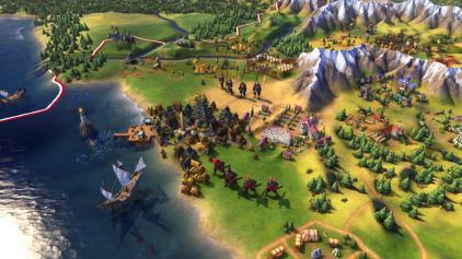 Civilization VI (CIV 6) Announced With Trailer 4