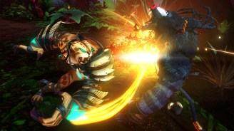 Feral Rites is a Colourful Tribal Beat 'Em Up 2