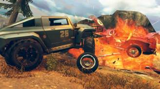 Carmageddon: Max Damage (PS4) Review 2