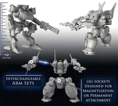 From Software Announces Kickstarter for New Board Game, Armored Core RTS 4