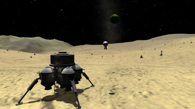 Kerbal Space Program (PS4) Review 8