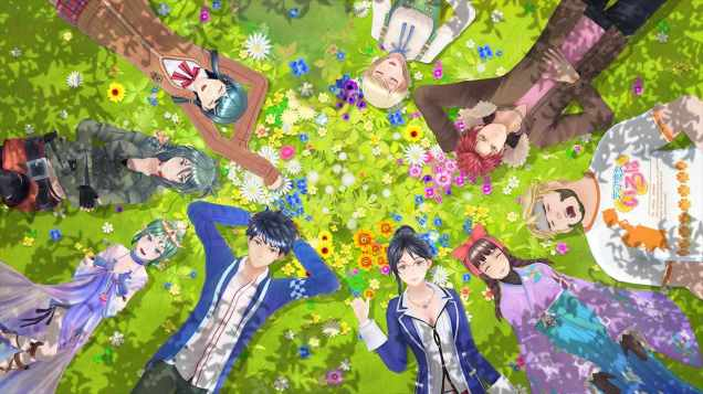 Tokyo Mirage Sessions #FE (Wii U) Review 5