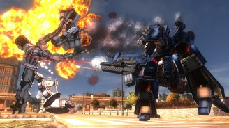 Earth Defense Force 4.1: The Shadow of New Despair (PC) Review 4