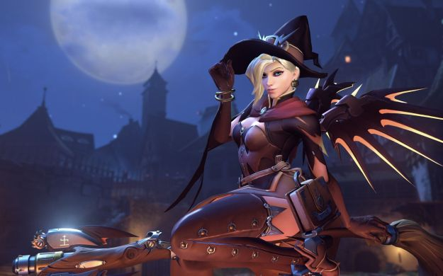 Overwatch's Halloween Terror Is A Ghoulish Gas 8