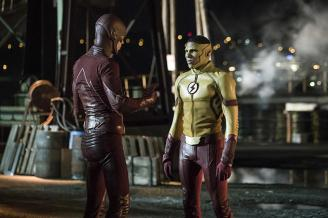 The Flash Season 3 Ep. 1 (TV) Review