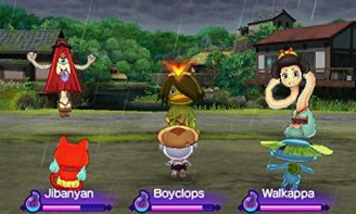 Yo-Kai Watch 2: Bony Spirits (3DS) Review 3