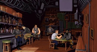 Full Throttle Remastered - Lacking Life 4