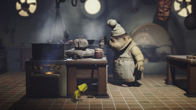 Little Nightmares Review – Equal Parts Scary and Cute