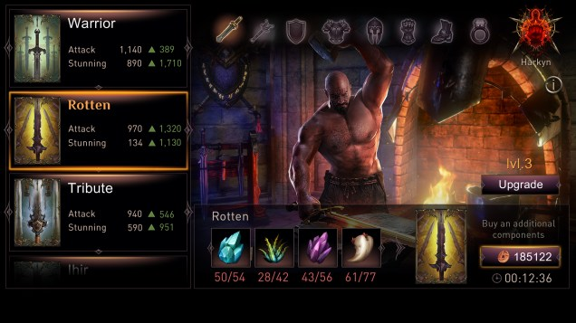 Lords of the Fallen Mobile Review - A Poor Transition 4