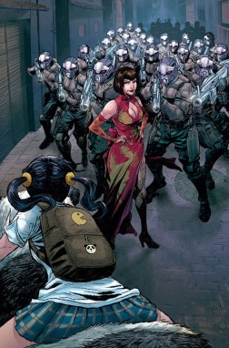 Tekken Issue #1 Receives an Extended Art Preview 2