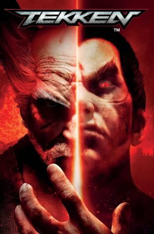 Tekken Issue #1 Receives an Extended Art Preview 5