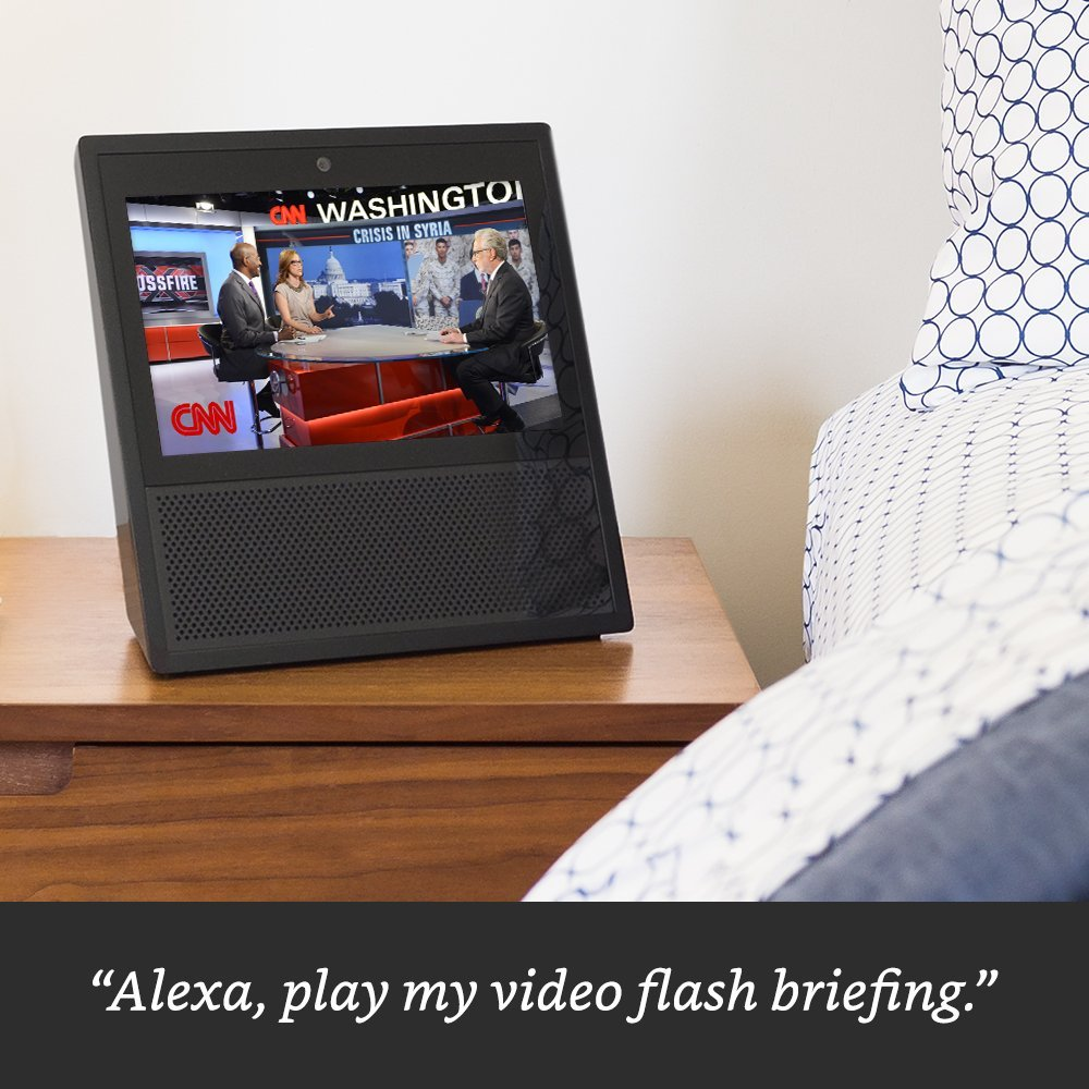 Amazon Unviels New Speaker, Amazon Echo Show 7