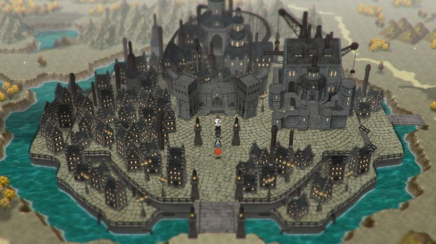 Tokyo RPG Factory and Sqaure Enix Announce Lost Sphear 3