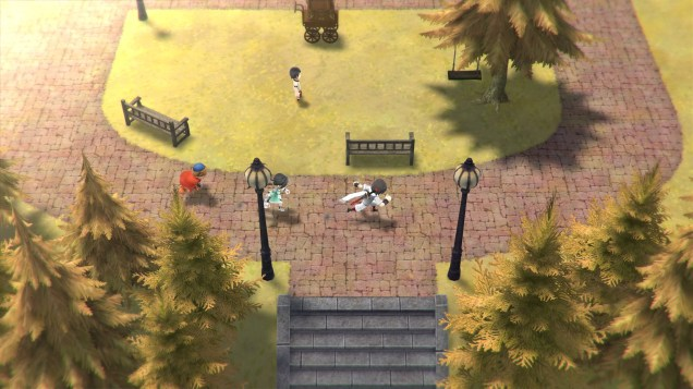 Tokyo RPG Factory and Sqaure Enix Announce Lost Sphear 5