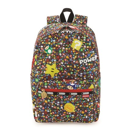 Nintendo Teaming up With LeSportsac for New Travel Bags 4