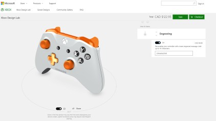The Xbox Design Lab Continues To Improve 3