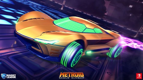 Rocket League (Switch) Review: Sometimes You Can Pick a Favorite Child 2