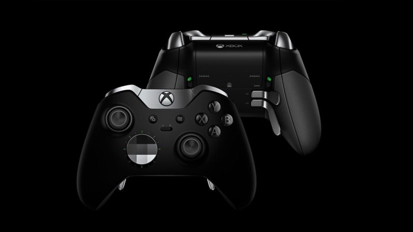 Image result for Microsoft Xbox One Elite Controller