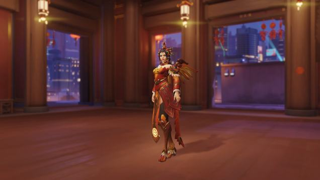 Overwatch Lunar New Year Event Launches Today 1