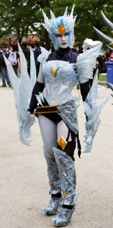 The Cosplay of Anime North 2018 11
