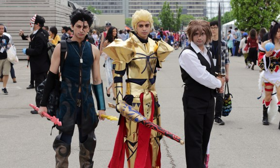 The Cosplay of Anime North 2018 1