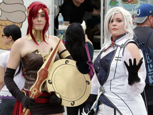 The Cosplay of Anime North 2018 22