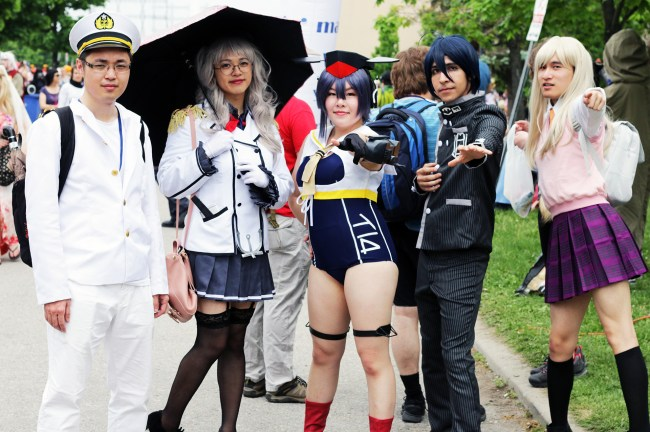 The Cosplay of Anime North 2018 7