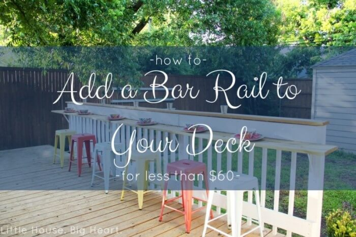 Unique cheap and easy deck railing ideas that are sure to inspire You