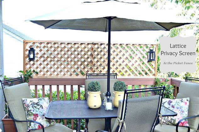 Easy deck railing building plans that are sure to inspire You