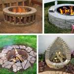 27+ Awesome DIY Fire Pit Ideas for Your Yard