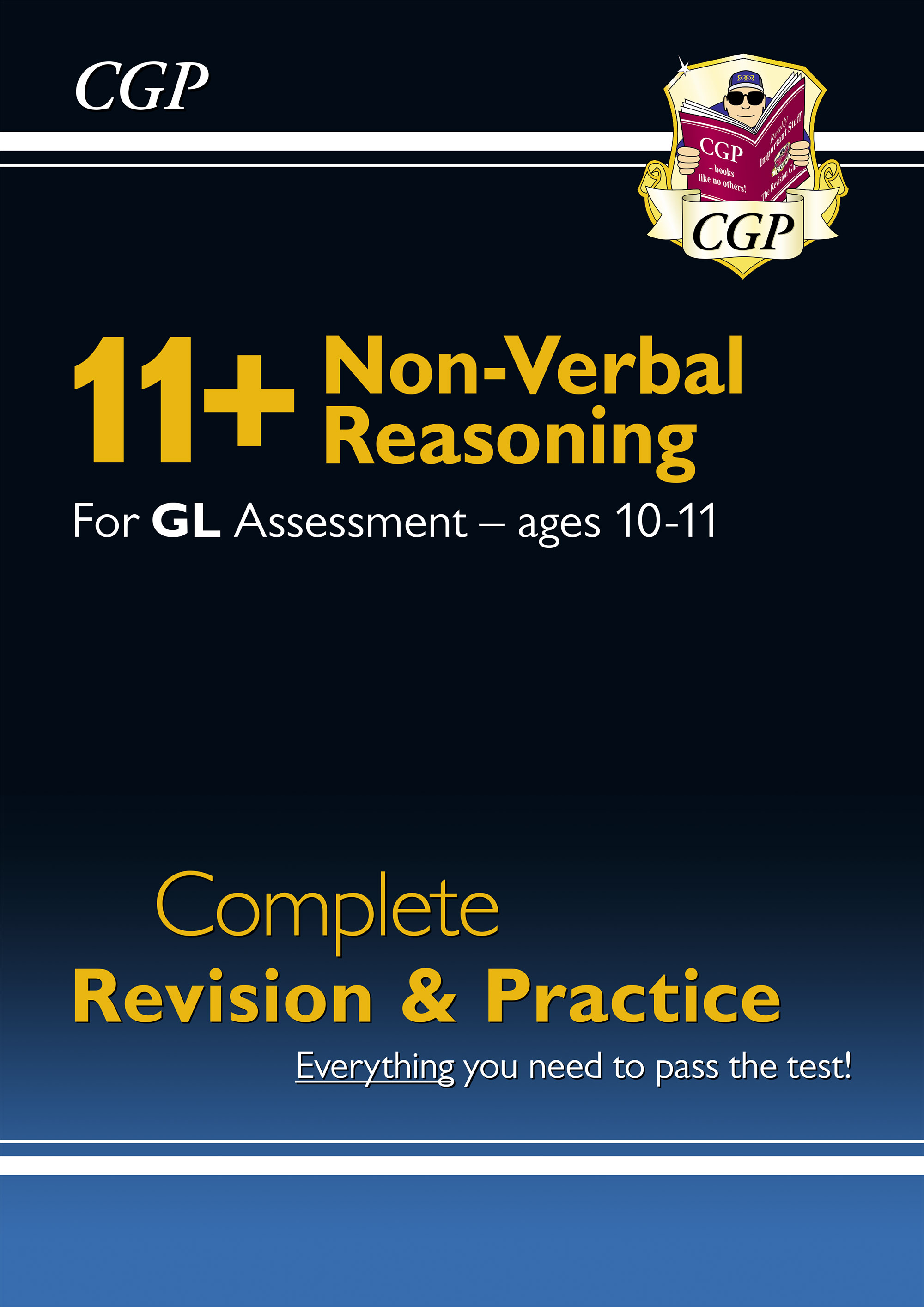 New 11 Gl Non Verbal Reasoning Complete Revision And