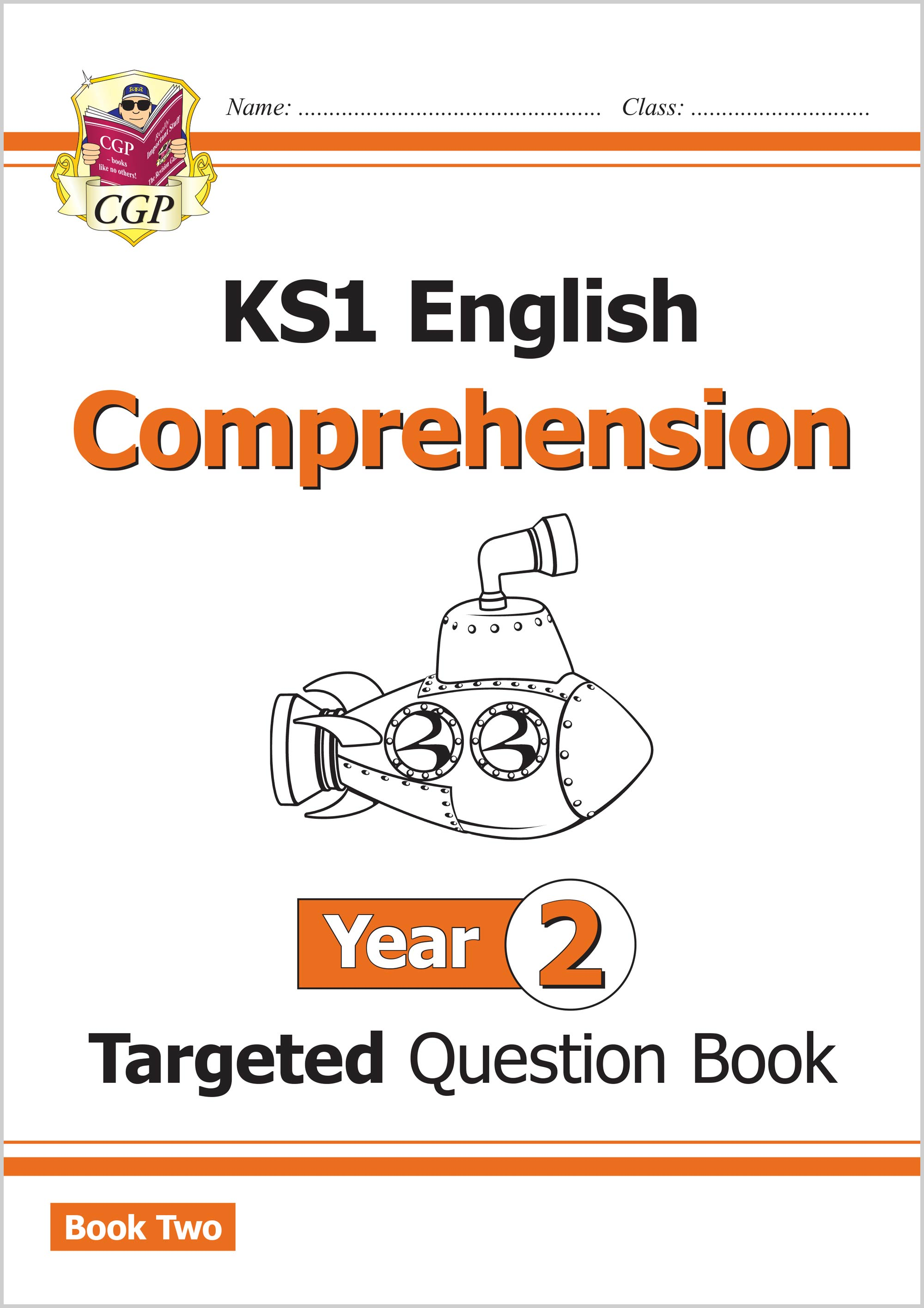 Ks1 English Targeted Question Book Year 2 Comprehension