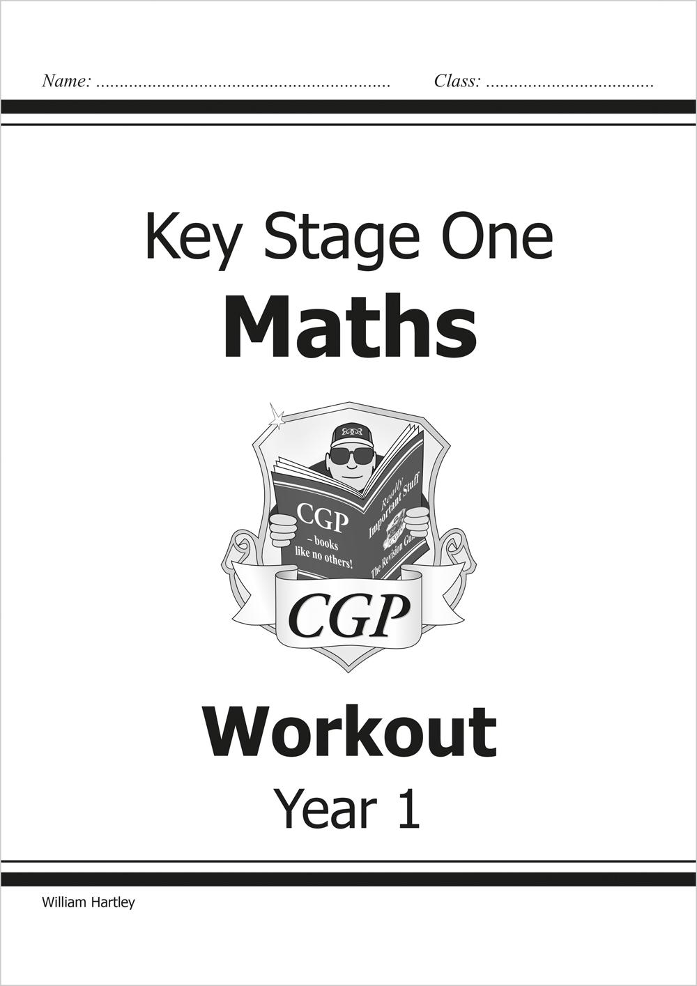 Ks1 Maths Workout