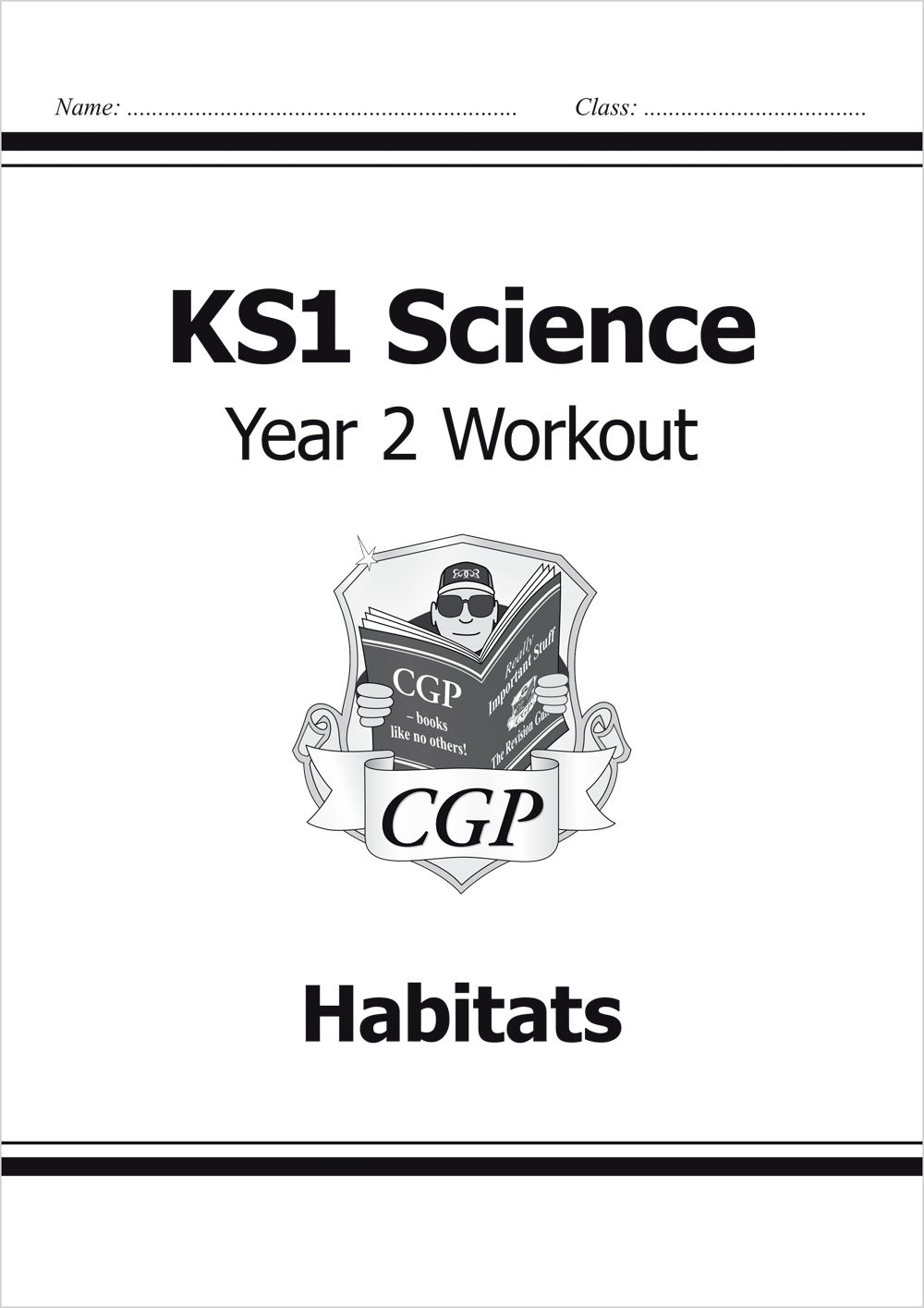 Ks1 Science Year 2 Workout Bundle