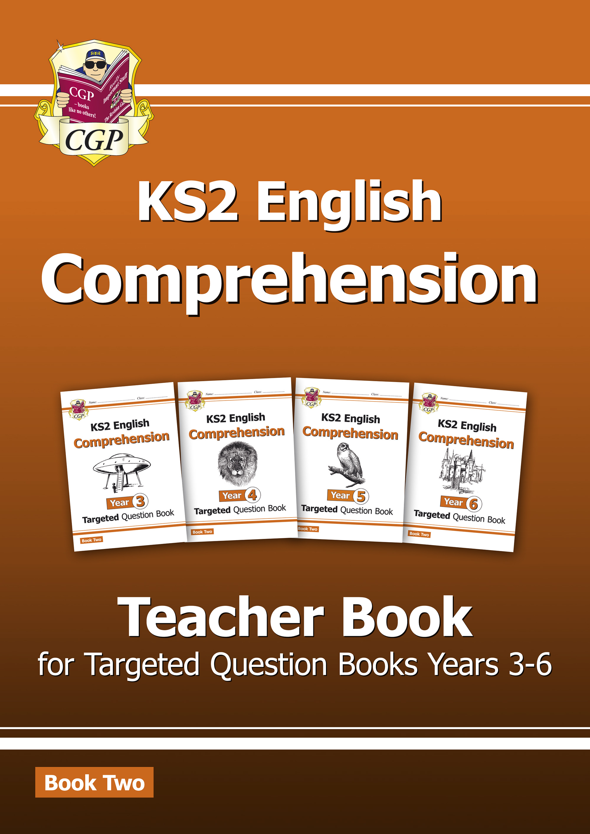 Ks2 English Targeted Question Book Grammar
