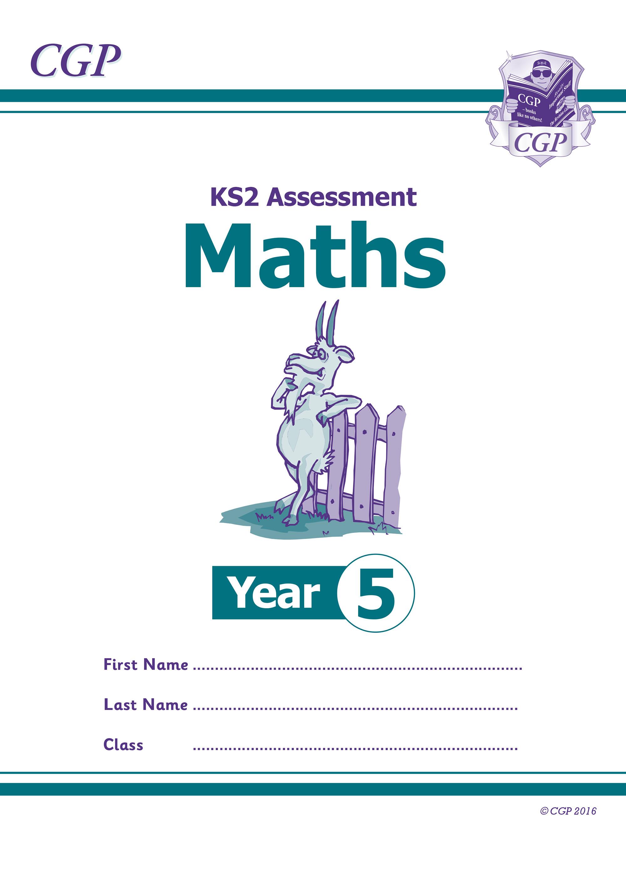 Ks2 Maths Sat Buster Geometry Measures Amp Statistics Book