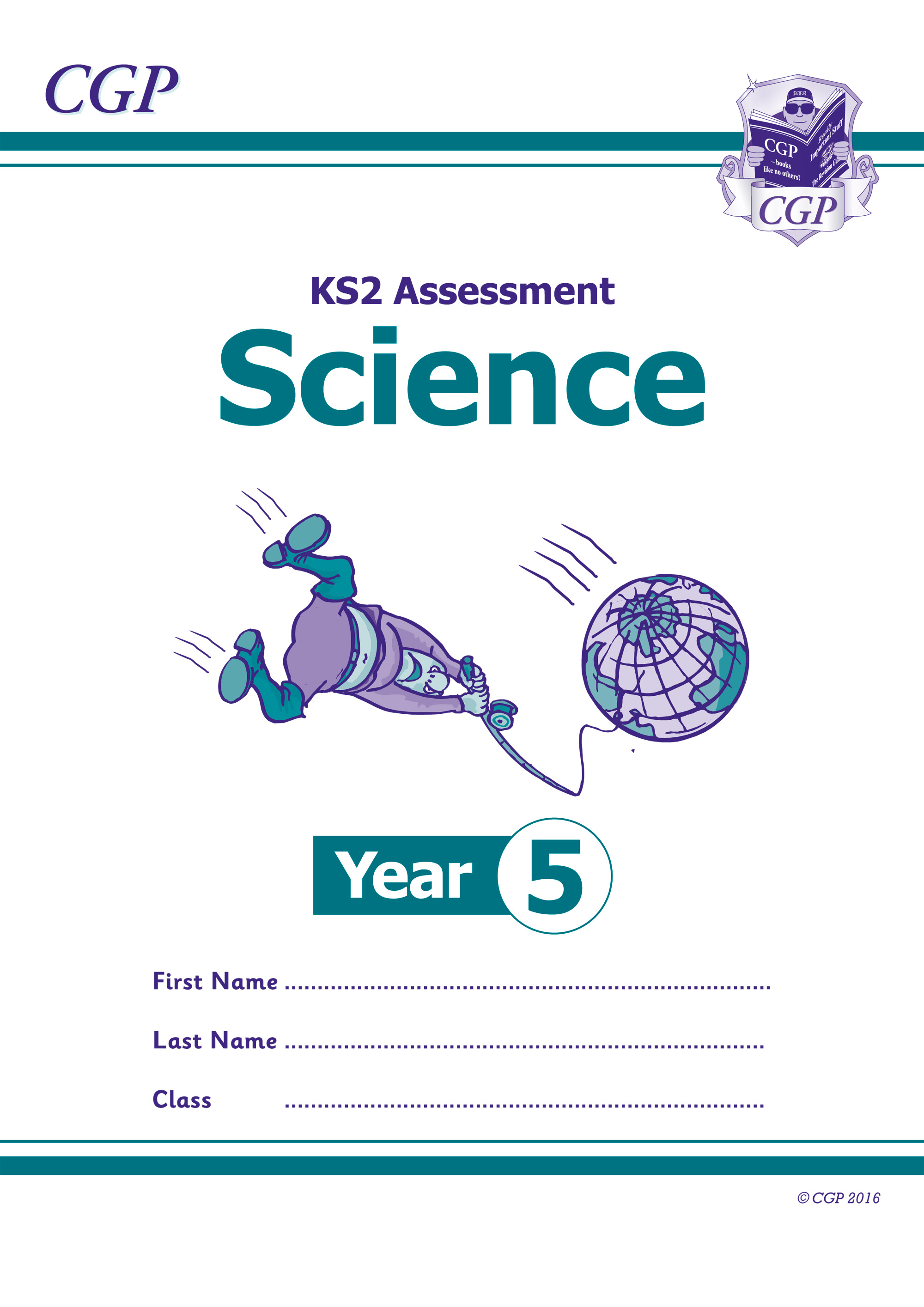 Ks2 Science Year 5 Workout Bundle