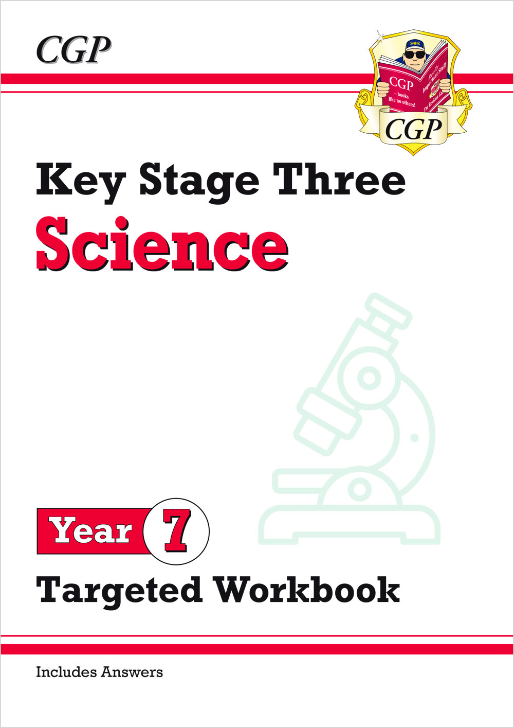 New Ks3 Science Year 7 Targeted Workbook With Answers