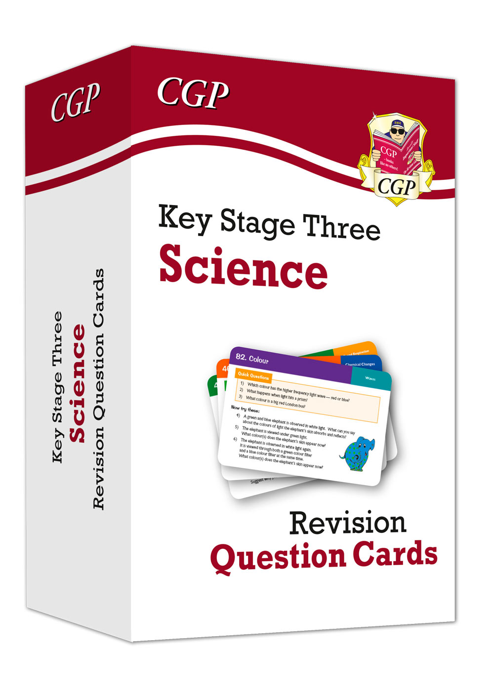 Ks3 Science Revision Question Cards
