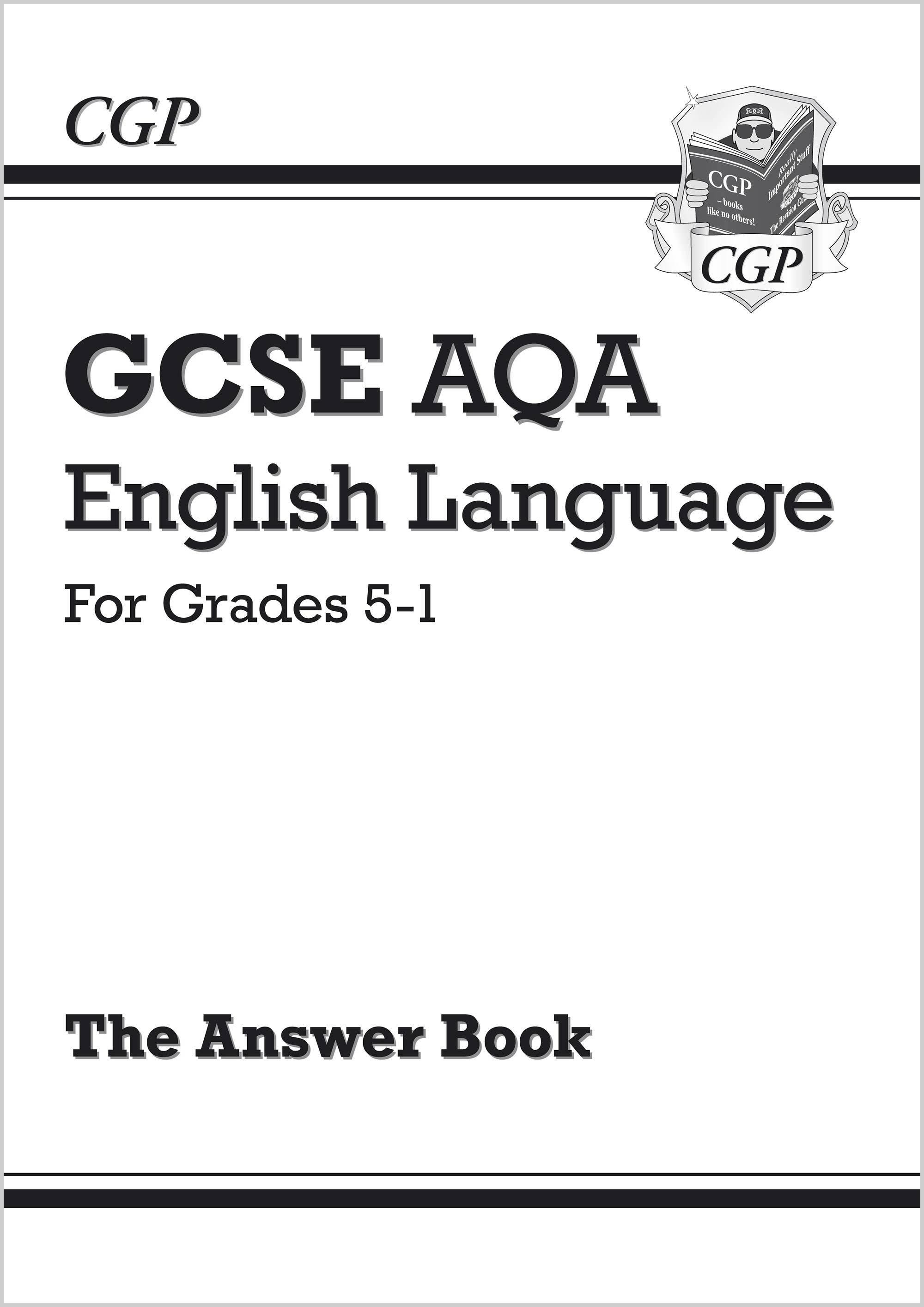 Gcse English Language Aqa Workbook