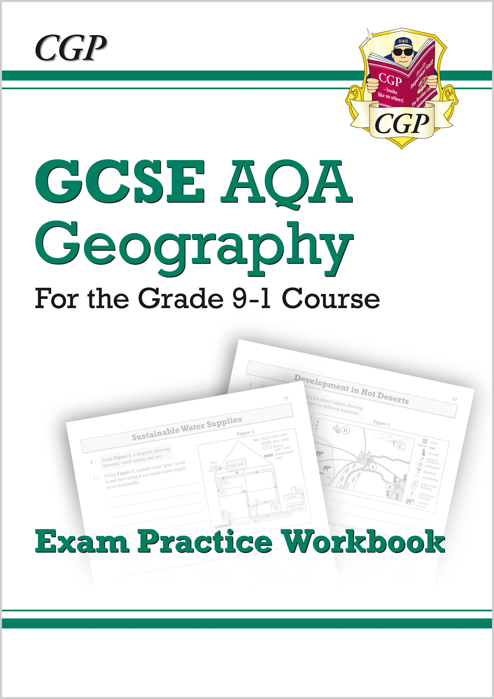 New Grade 9 1 Gcse Geography Aqa Answers For Workbook