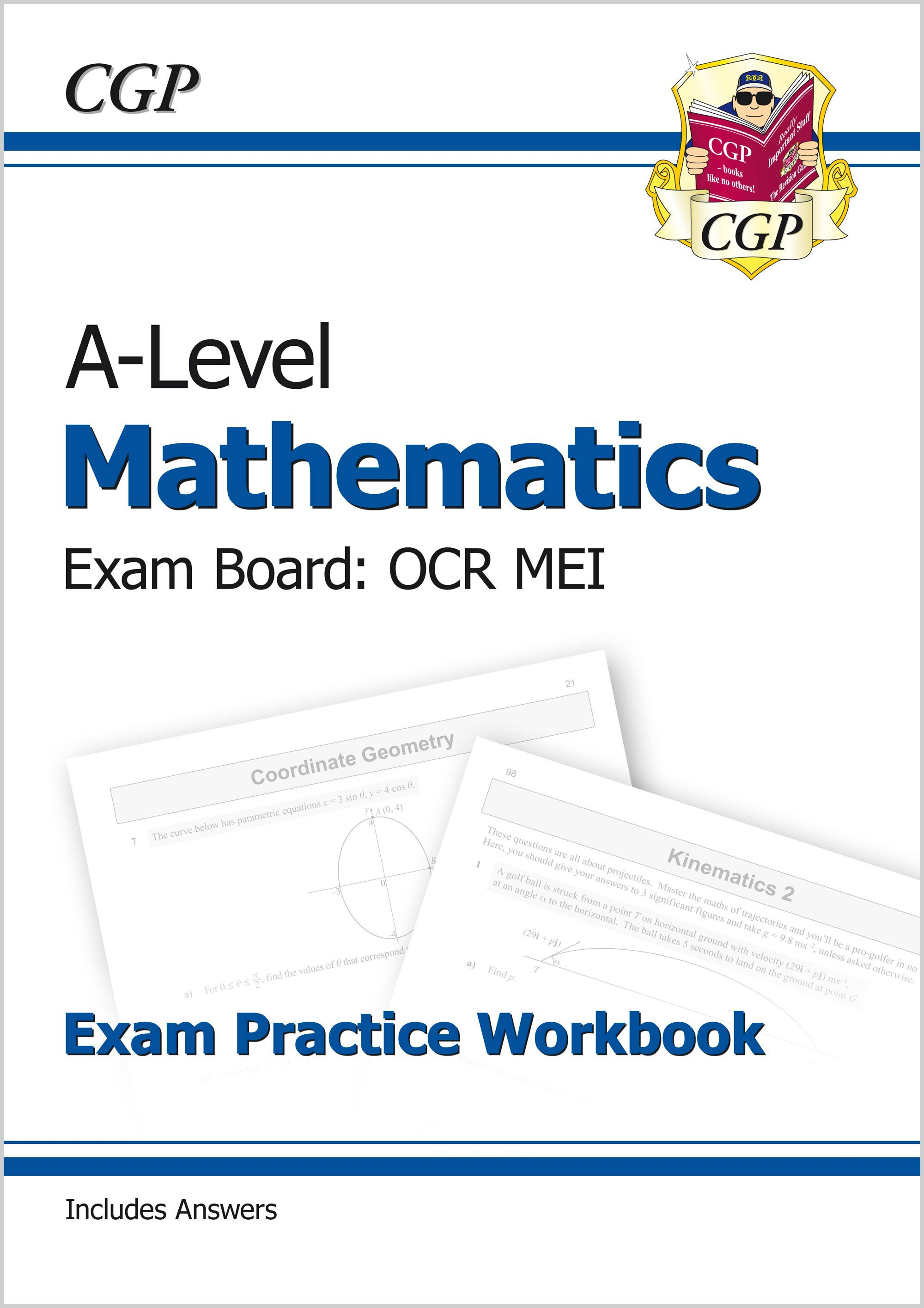 New A Level Maths For Ocr Mei Year 1 Amp 2 Complete