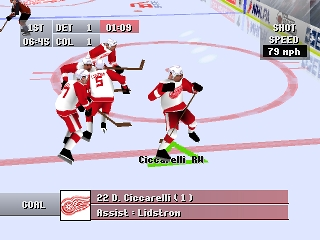Developer: Visual Concepts Publisher: Electronic Arts Genre: Sports/Ice Hockey Released: November 12, 1996 Rating: 3.0