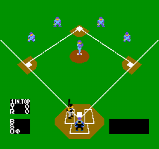 Developer: Nintendo Publisher: Nintendo Genre: Sports/Baseball Released: 10/1985 Rating: 1.5