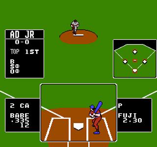 Developer: SNK Publisher: Nintendo Genre: Sports/Baseball Released:July 1989 Rating: 4.5