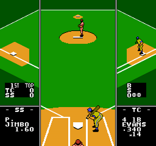 Developer: SNK/Romstar Publisher: Nintendo Genre: Sports/Baseball Released: July 1992 Rating: 5.0
