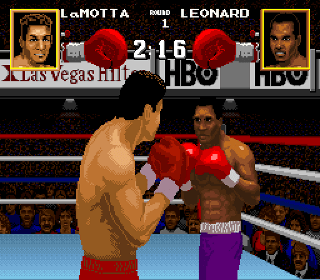 Developer: Sculptured Software Publisher: Electro Brain Genre: Sports/Boxing Released: September 1993 Rating: 1.5