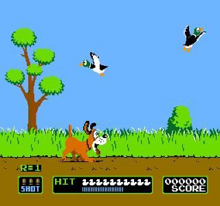 Developer: Nintendo Publisher: Nintendo Genre: Light Gun Shooter Released: October 18, 1985 Rating: 3.0