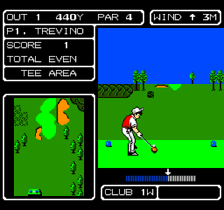 Developer: SNK Publisher: SNK Genre: Sports/Golf Released: September 1988 Rating: 4.0