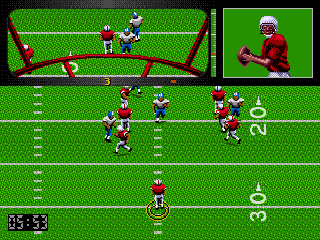 Developer: Electronic Arts Publisher: Sega Genre: Sports/Football Released: 01/1991 Rating: 4.5
